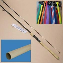 "Shimano Clarus 8'6"" Salmon Steelhead Spinning Fishing Rod 2p"
