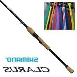 Shimano Clarus Spinning Fishing Rod CSS70MHD Medium Heavy Fa