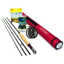 Redington Classic Trout 586-4 Fly Rod Outfit