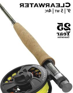 clearwater 5 fly rod