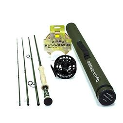Orvis Clearwater 7-weight, 9' Fly Rod Outfit