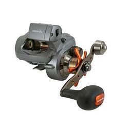 Okuma Coldwater 350 Low Profile Linecounter Reel CW354D, Rig