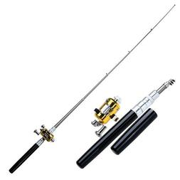 Sirius Survival Collapsible Fishing Pole Pen - Rod & Reel Co