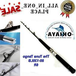 OKIAYA COMPOSIT 80-130LB Tuna Tango Saltwater Big Game Rolle