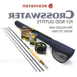 Redington Crosswater 690-4 Fly Rod Outfit