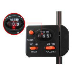 DEPTH FINDER LINE COUNTER FOR FISHING ROD CLIP FIXED TOOL Me