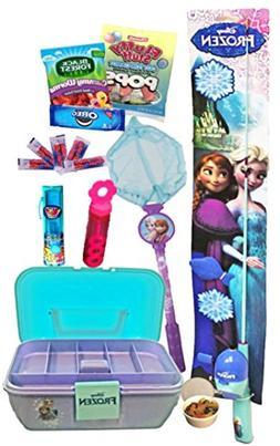 Disney's Frozen Anna and Elsa Fishing Gift Set | Fun Activit
