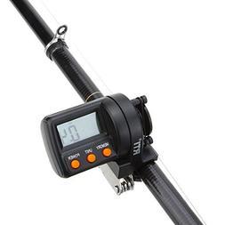 Lixada 999.9M Digital Display Fishing Line Counter