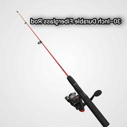 Zebco Dock Demon Spinning Reel or Spincast Reel and Fishing