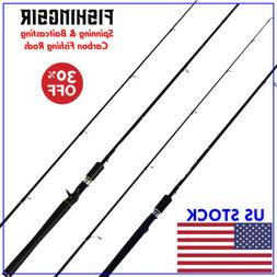 FISHINGSIR DREAMCASTER Bass Fishing Rods Spinning & Casting