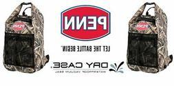DRYCASE Brunswick Waterproof Camo Backpack-35 Liter-Mossy Oa