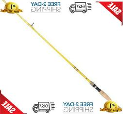 Eagle Claw Featherlight Spinning Rod, 2 Piece