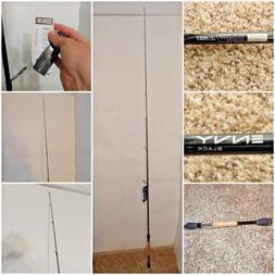 13 Fishing EBS73MH Envy Black Spinning Rod - 7 ft. 3 in.