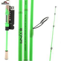 "13 FISHING FATE BLACK 7'5"" ML SPINNING ROD-NEW"