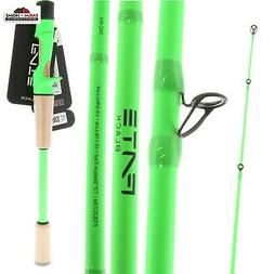 13 Fishing Fate Black Fishing Rod Green in Color  **LOT OF 2