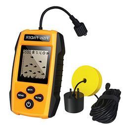 Picador Fish Finder GPS Fish Alarm Sonar Sensor Accurate Pos
