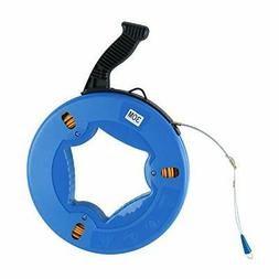 Fish Tape Fiberglass Wire Cable Electric Running Rod Duct Ro