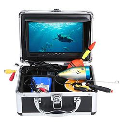 Lixada Fishing Camera,Portable 7 inch LCD Monitor Fish Finde