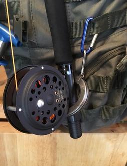 fishing hiking backpack rod holder fly fishing ice fishing h