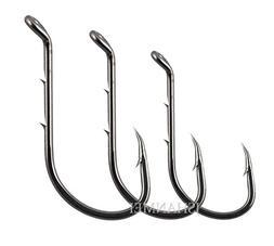 Jasmine New Fishing Hooks Beak Baitholder Hook with 2 Baitho