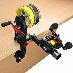 PLUSINNO Fishing Line Spooler Spooling Station System Machin