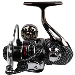 Sougayilang Fishing Reel Double Bearing Light Smooth Casting
