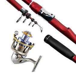 Full 90 Outdoor fishing rod, Shrink ultra light far cast fis