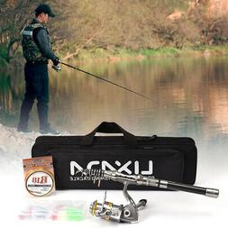 fishing rod and reel combo spinning fishing