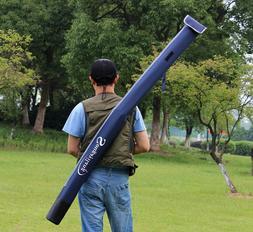 Fishing Rod Bag Holder Travel Organizer Tackle Gear Tool Sto