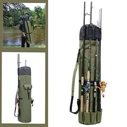 Fishing Rod Bag Holder Fishing Rod Carrier Fishing Pole Trav
