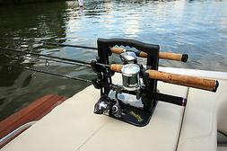 RodMaster Fishing Rod Caddy & Fishing Rod Rack