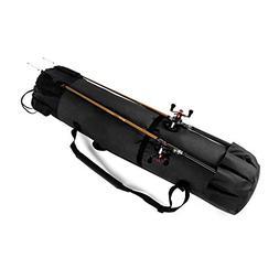 Wowelife Fishing Rod Carrier Fishing Reel Organizer Pole Sto