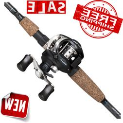 Shakespeare FISHING ROD COMBO and BAITCAST REEL Agility Low