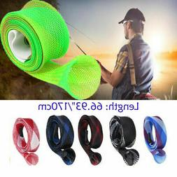 Fishing Rod Cover Sleeves Pole Glove Clothes Protector Tools
