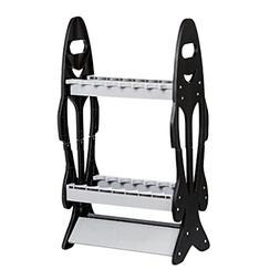 MagiDeal Fishing Rod Holder Rack Stand Display Rod Rest Stor