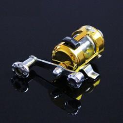 Fishing Rod -Mini Portable Pocket Fish Pen Pole Reel Combos