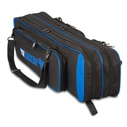 "Vexan ICE Fishing Rod & Tackle Bag 36.5"" Semi Soft Case and"