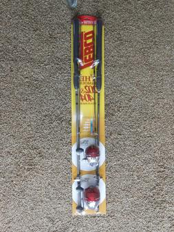 Fishing Rods - ZEBCO - 202 & 404 - SET OF 2 - COMBO - NEW -