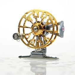 skyning Fishing Wheel, Mini Ultralight Fly Reel Front Fishin