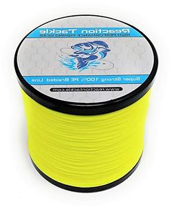 Reaction Tackle Fluoro Yellow 20LB 150yd
