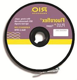 Rio 4x Fluoroflex Plus Tippet Material - 30 Yards