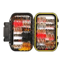 fly fishing flies kit 64