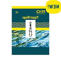 Rio Fly Fishing Head Tippet Ring 10 Pack Size Large Tackle,