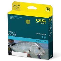 Rio Fly Fishing Fly Line GT Float 400gr. Fishing Line, Kelp-