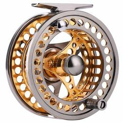Fly Fishing Reel Large Arbor 2+1 BB With CNC-machined Alumin