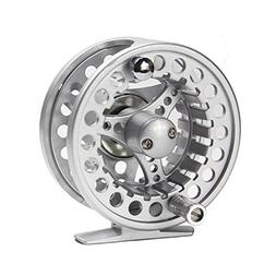 Croch Fly Fishing Reel with CNC-machined Aluminum Alloy Body