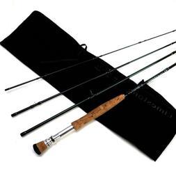 Limestone Fly Fishing Rod 9FT 8# 4 Piece Fly Rod IC180521