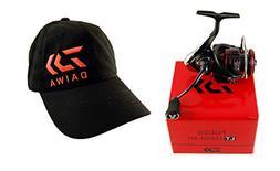 Daiwa Fuego LT LT2500D-XH 6.2:1 Gear Ratio Spinning Reel + F