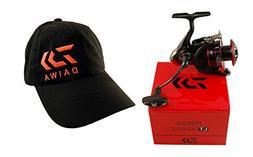 Daiwa Fuego LT LT3000D-C 5.3:1 Gear Ratio Spinning Reel + Fu
