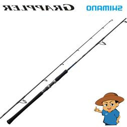 Shimano GRAPPLER type J S60-5 fishing spinning rod 2018 mode